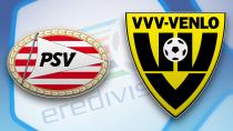PSV Eindhoven - VVV-Venlo