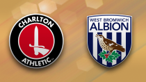 Charlton Athletic - West Bromwich Albion