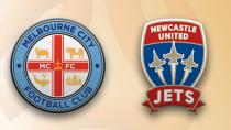 Melbourne City - Newcastle Jets