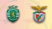 Sporting Lissabon - Benfica Lissabon