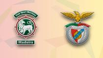 Maritimo Funchal - Benfica Lissabon