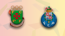Pacos de Ferreira - FC Porto