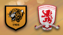Hull City - FC Middlesbrough (Highlights)