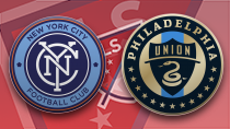 New York City FC - Philadelphia Union (Highlights)