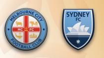 Melbourne City - Sydney FC