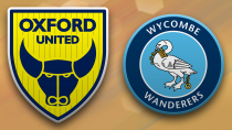 Oxford United - Wycombe Wanderers (Highlights)