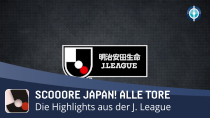 scooore Japan! Alle Tore (8. Spieltag)