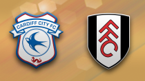 Cardiff City - FC Fulham (Highlights)