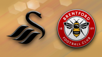 Swansea City - Brentford (Highlights)