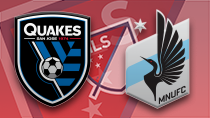 San Jose Earthquakes - Minnesota United (Highlights)