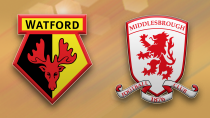FC Watford - FC Middlesbrough (Highlights)