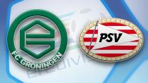 FC Groningen - PSV Eindhoven (Highlights)