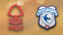 Nottingham Forest - Cardiff City (Highlights)