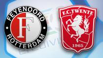 Feyenoord Rotterdam - FC Twente Enschede