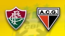 Fluminense Rio de Janeiro - Atletico Goianiense