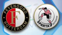 Feyenoord Rotterdam - Sparta Rotterdam (Highlights)