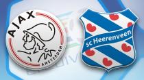 Ajax Amsterdam - SC Heerenveen