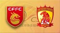 Hebei China Fortune - Guangzhou Evergrande (Highlights)