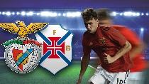 Benfica Lissabon - Belenenses Lissabon (Highlights)