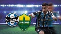 Gremio Porto Alegre - Cuiaba EC (Highlights)
