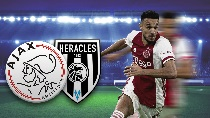 Ajax Amsterdam - Heracles Almelo