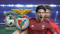 Maritimo Funchal - Benfica Lissabon (Highlights)