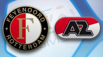 Feyenoord Rotterdam - AZ Alkmaar