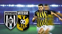 Heracles Almelo - Vitesse Arnheim (Highlights)