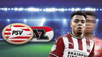 PSV Eindhoven - AZ Alkmaar (Highlights)