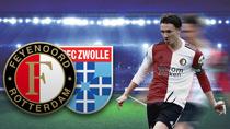 Feyenoord Rotterdam - PEC Zwolle (Highlights)