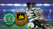 Sporting Lissabon - FC Rio Ave (Highlights)
