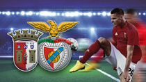 Sporting Braga - Benfica Lissabon (Highlights)