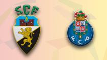 SC Farense - FC Porto