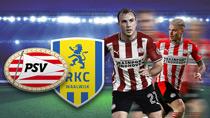 PSV Eindhoven - RKC Waalwijk (Highlights)