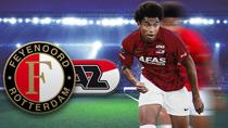 Feyenoord Rotterdam - AZ Alkmaar (Highlights)