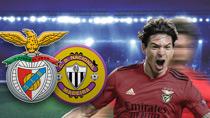 Benfica Lissabon - CD Nacional Funchal (Highlights)