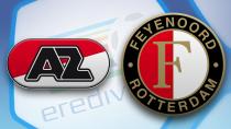 AZ Alkmaar - Feyenoord Rotterdam