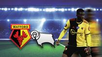 FC Watford - Derby County (Highlights)