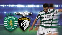 Sporting Lissabon - Portimonense SC (Highlights)