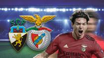 SC Farense - Benfica Lissabon (Highlights)