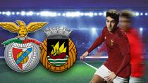 Benfica Lissabon - FC Rio Ave (Highlights)