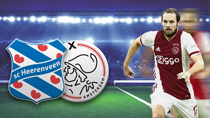 SC Heerenveen - Ajax Amsterdam (Highlights)