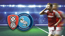 Rotherham United - Wycombe Wanderers (Highlights)