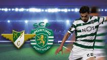 Moreirense FC - Sporting Lissabon (Highlights)
