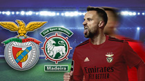 Benfica Lissabon - Maritimo Funchal