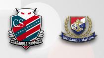 Consadole Sapporo - Yokohama F-Marinos