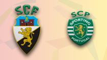 SC Farense - Sporting Lissabon