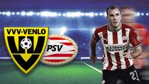 VVV-Venlo - PSV Eindhoven