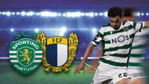 Sporting Lissabon - FC Famalicao (Highlights)