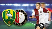 ADO Den Haag - Feyenoord Rotterdam (Highlights)